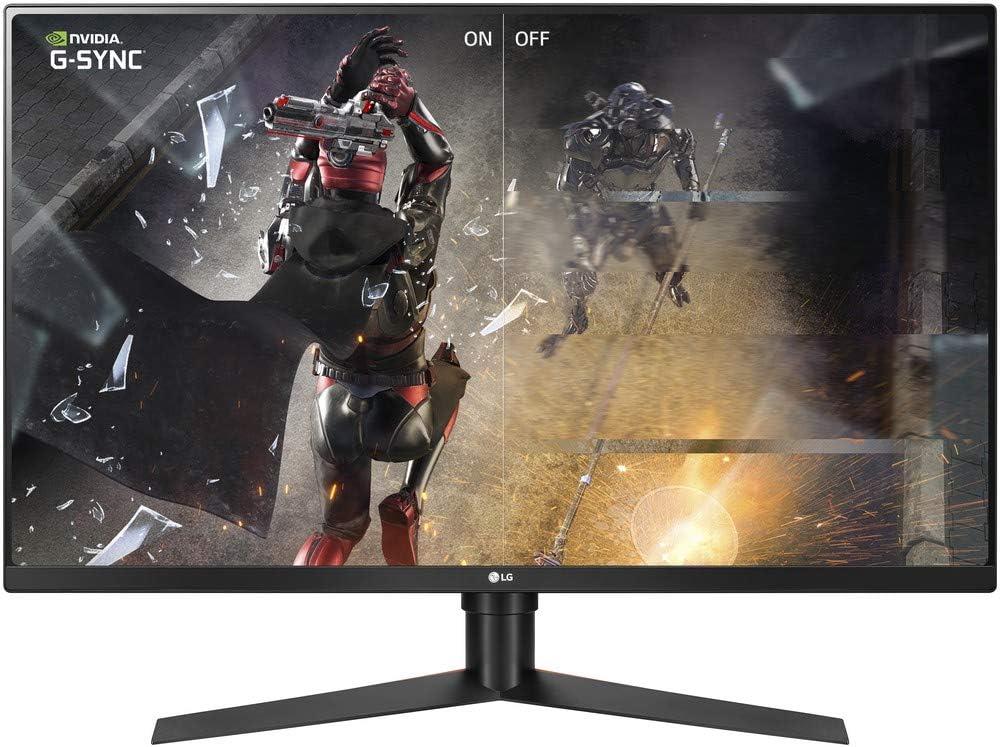 LG 32GK850G-B - Monitor Gaming QHD de 80 cm (31,5