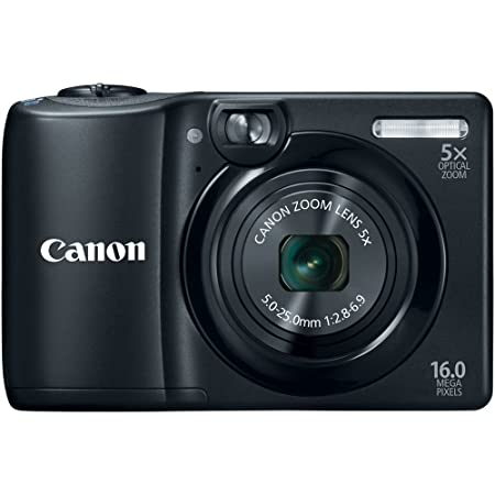 Review Canon PowerShot A1300 16.0