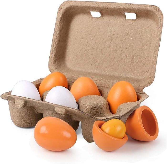 Top 10 Fake Food Eggs
