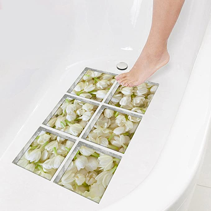 3D Stereo/baño/Pegar Pegatinas de Pared Decorativos: Amazon.es: Hogar