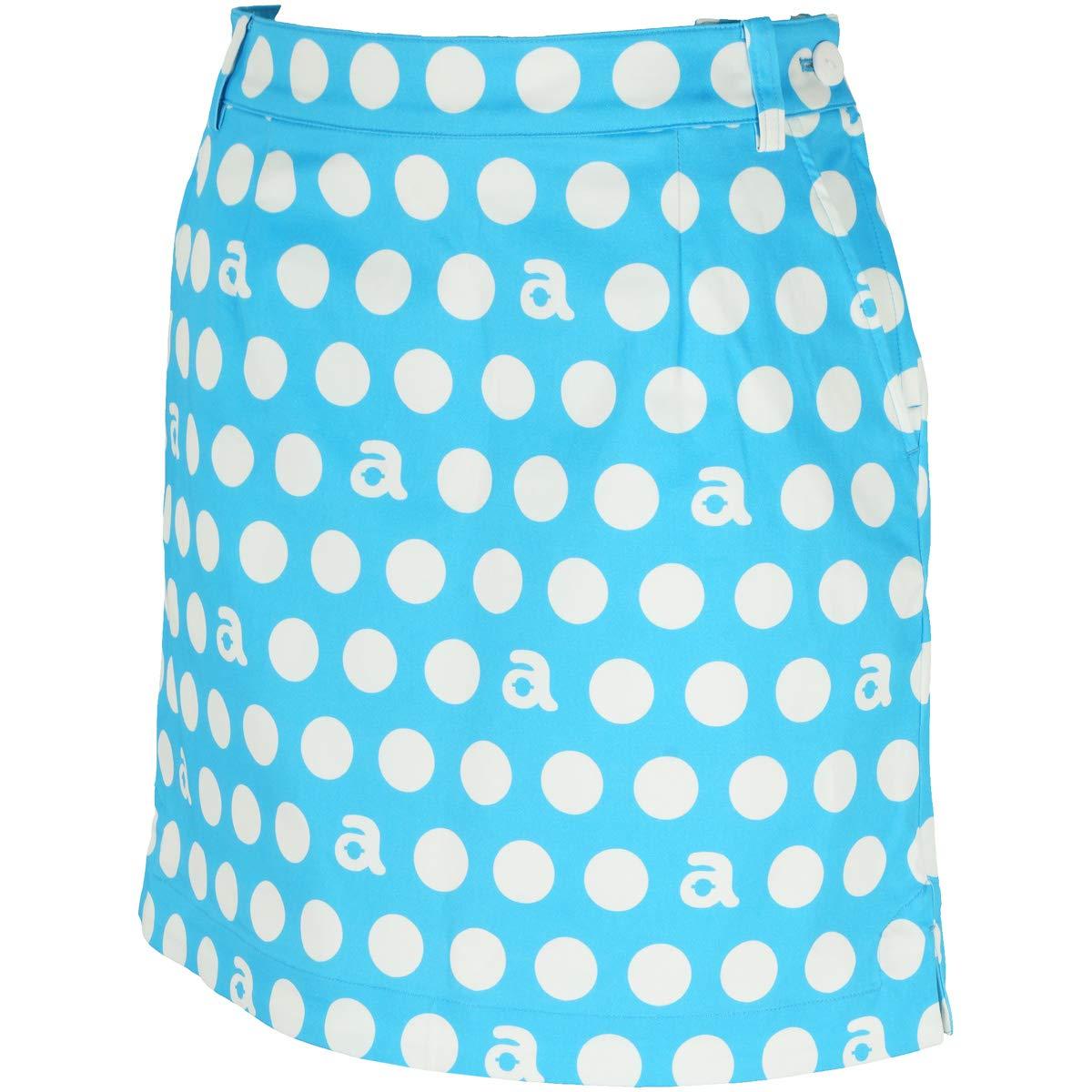 アルチビオ archivio スカート スカート レディス 38 ブルー B07Q4B3VJT