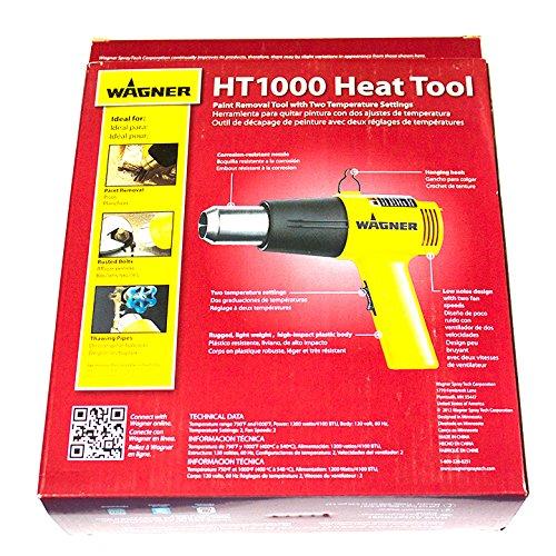 024964118175 - Wagner Power Products 503008 HT 1000 1,200-Watt Heat Gun carousel main 3