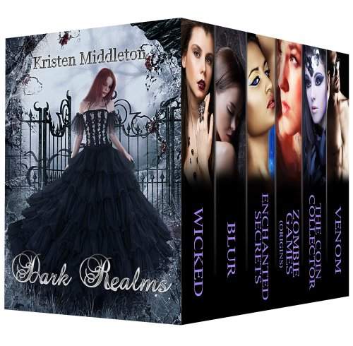 Dark Realms (Vampires, Zombies, Shifters, and Aliens Boxed Set)