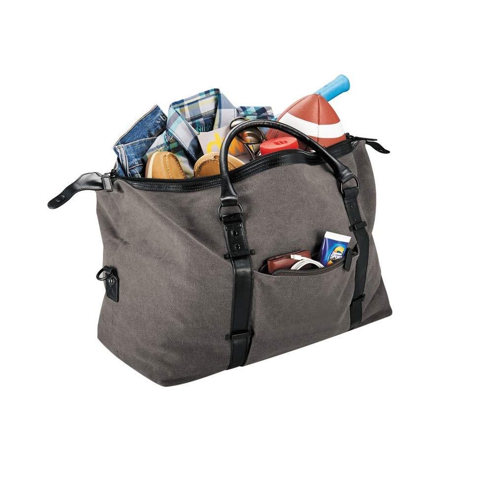 Custom with your logo Kenneth Cole Canvas Duffle Bag
