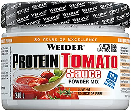 Weider Protein Tomate Sauce, Salsa de Tomate - 200 gr