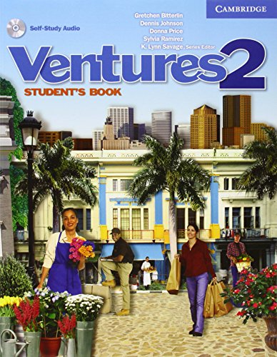 (Ventures Level 2 Student's Book with Audio CD)