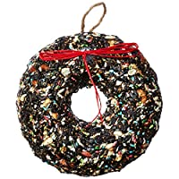 Pine Tree Farms 1351 Holiday Birdie Wreath, 2.25 Libras