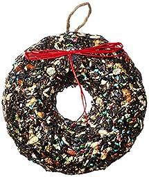 Pine Tree Farms 1351 Holiday Birdie Wreath, 2.25 Pounds