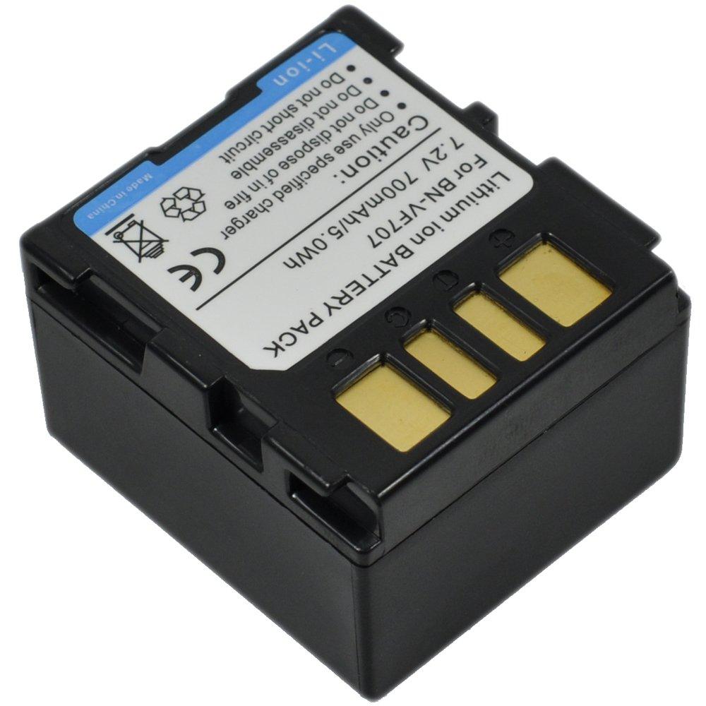 Jvc Gr Hd1us Digital Hd Video Camera Schematic Diagram Manual Amazoncom Bn Vf707u Battery For Vf714u Vf714 Vf733u Vf733 Vf707