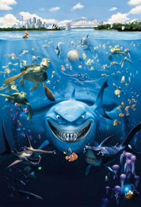 Good Finding Nemo Photo Wall Mural 254 X 183 Cm Part 29