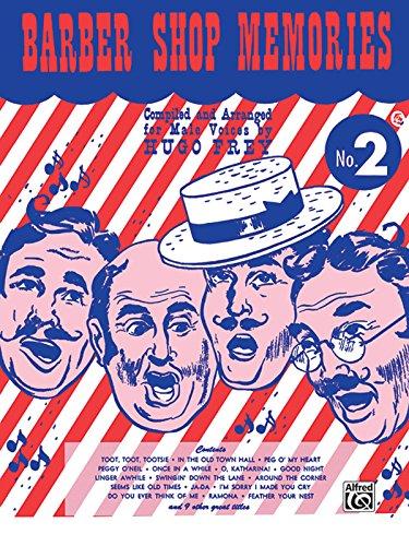 Barbershop Sheet Music - 4