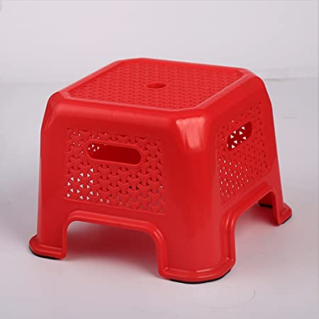 MyAou-Shower Chair Chaise de Bain Tabouret en Plastique ...