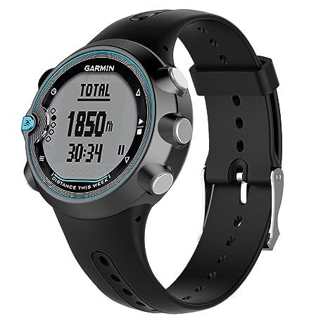 LOKEKE Garmin Swim Watch - Correa de repuesto para reloj inteligente Garmin Swim, correa de