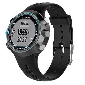 LOKEKE Garmin Swim Watch - Correa de repuesto para reloj ...