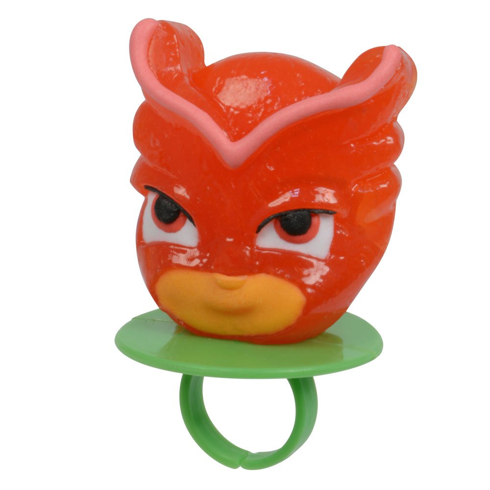 Candy PJ Masks Cookies and Toy Birthday Party Supplies for 12 Guests Primary Colors Candy