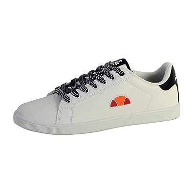 ellesse Emeric White Flag EL82941202, Basket  Amazon.fr  Chaussures ... db851badf766