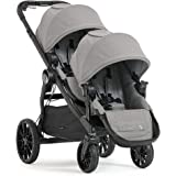Baby Jogger City Select LUX Double Stroller | Includes Second Seat | Double Baby Stroller with All-Terrain Tires | Quick…
