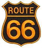 Ecusson brodé Ecussons Route 66