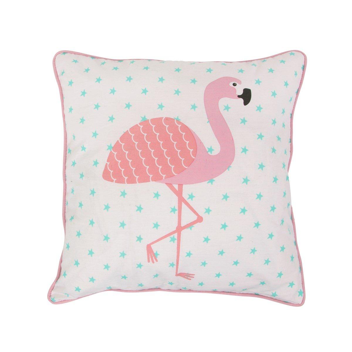 Flamingo Cushion RJB Stone