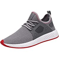 ELECTRI Baskets Mode Mesh Sneaker Hommes Chaussures de Sport Homme Running Léger Respirantes Course Sneakers Multisports Outdoor Casual