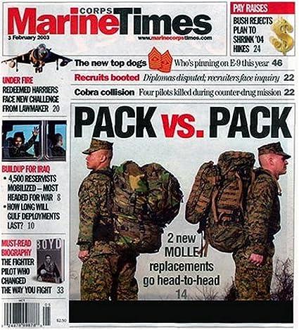Marine Corps Times: Amazon.com: Magazines