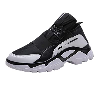 ... Seguridad La Zapatilla de Hombre Calzado de Correr En Montaña Aire Libre y Deporte Calzado de Trail Running Shoes: Amazon.es: Ropa y accesorios