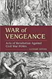 War of Vengeance, Lonnie R. Speer, 0811713881