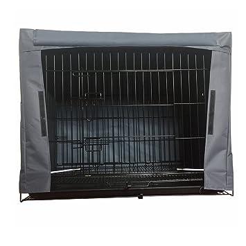 QEES CWLZ01 - Funda protectora para caseta de perro, resistente al agua: Amazon.es: Productos para mascotas
