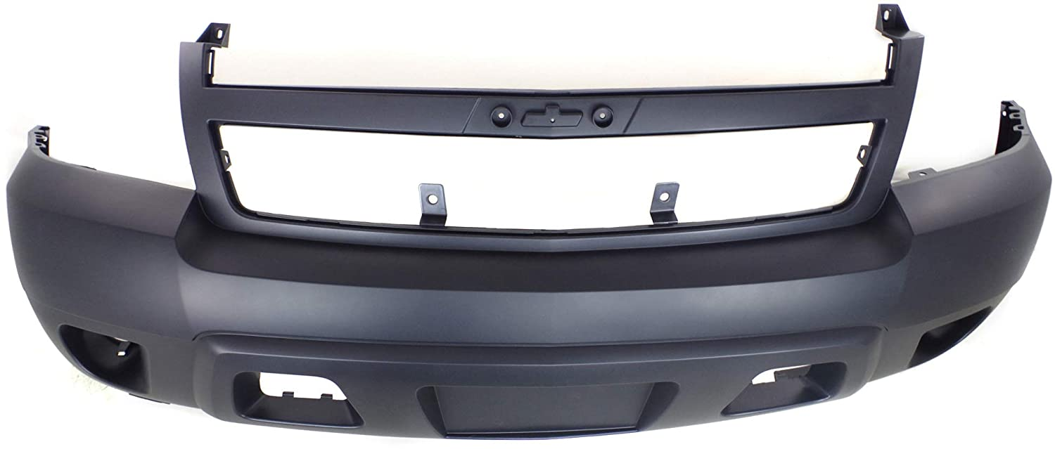 Front Bumper Cover for CHEVROLET AVALANCHE//SUBURBAN 2007-2014 Primed CAPA