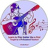 """38"""" White Acoustic Guitar Starters Beginner"""