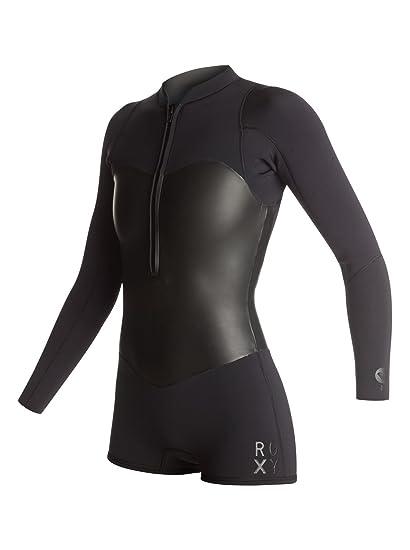 Amazon.com  Roxy 2mm XY Long Sleeve Springsuit - Women s Black 0321e9e8a