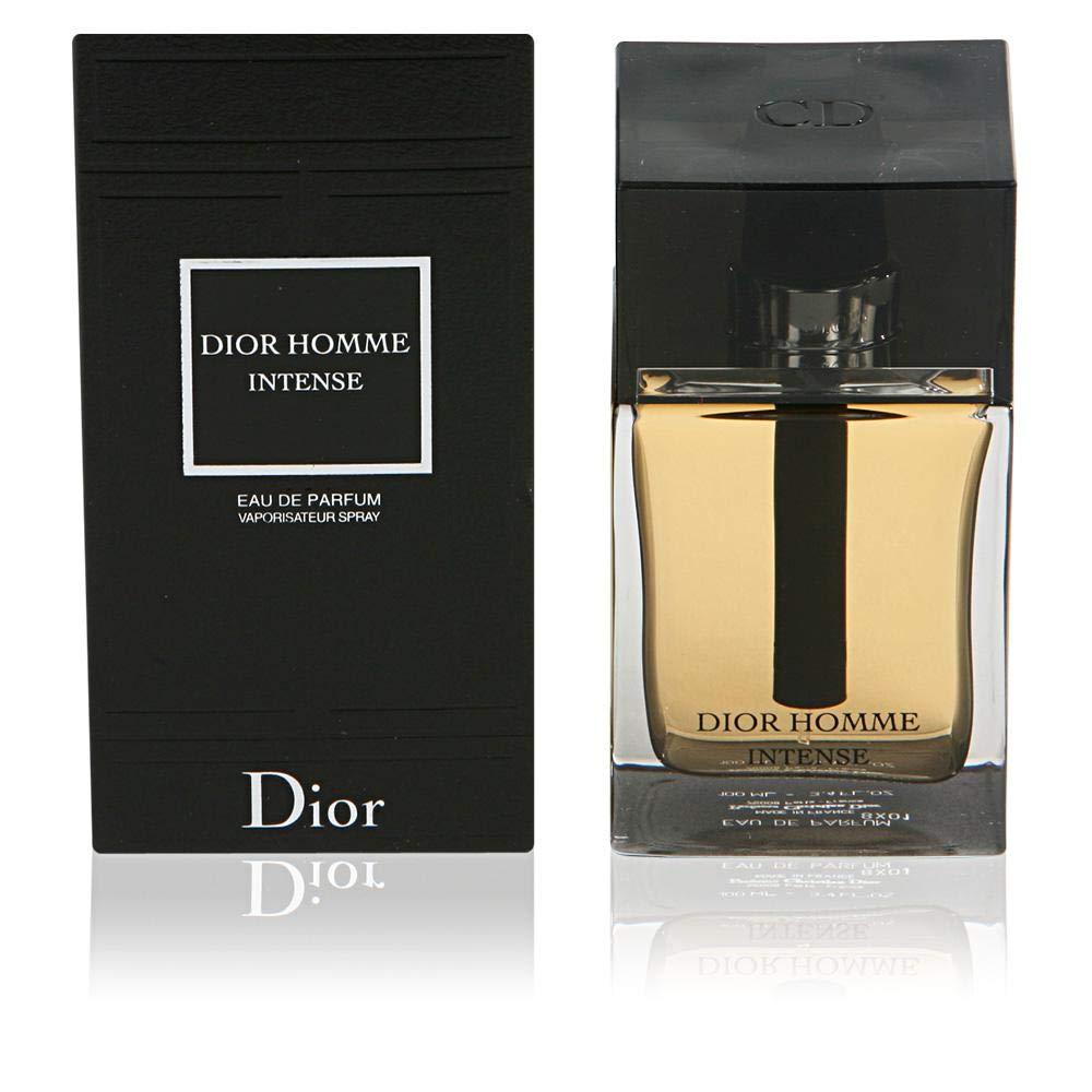 810e31d45 Dior Homme Intense by Christian Dior for Men - Eau de Parfum, 100ml:  Amazon.ae