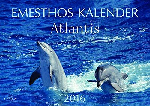 Atlantis Wandkalender 2016