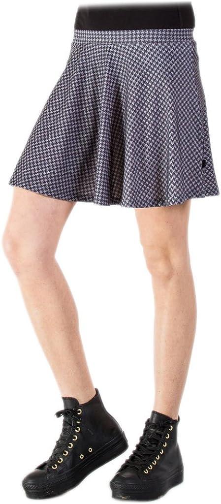 Carrera Jeans - Falda 792 para Mujer, Estilo Acampanado, Punto ...