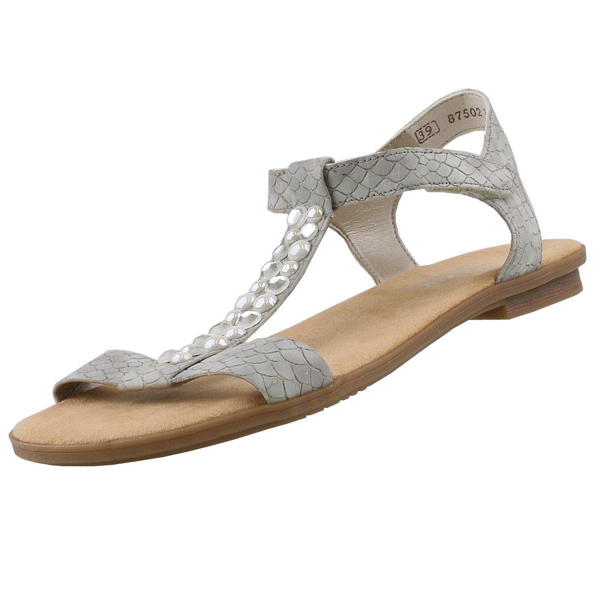 Rieker 64299 Sandale - Sandale Salome - B00CAL9Y8G Salome Gris Clair Gris 91ba064 - therethere.space