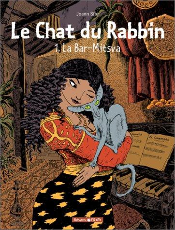 Le Chat du Rabbin - série en cours n° 1 Le Bar-Mitsva