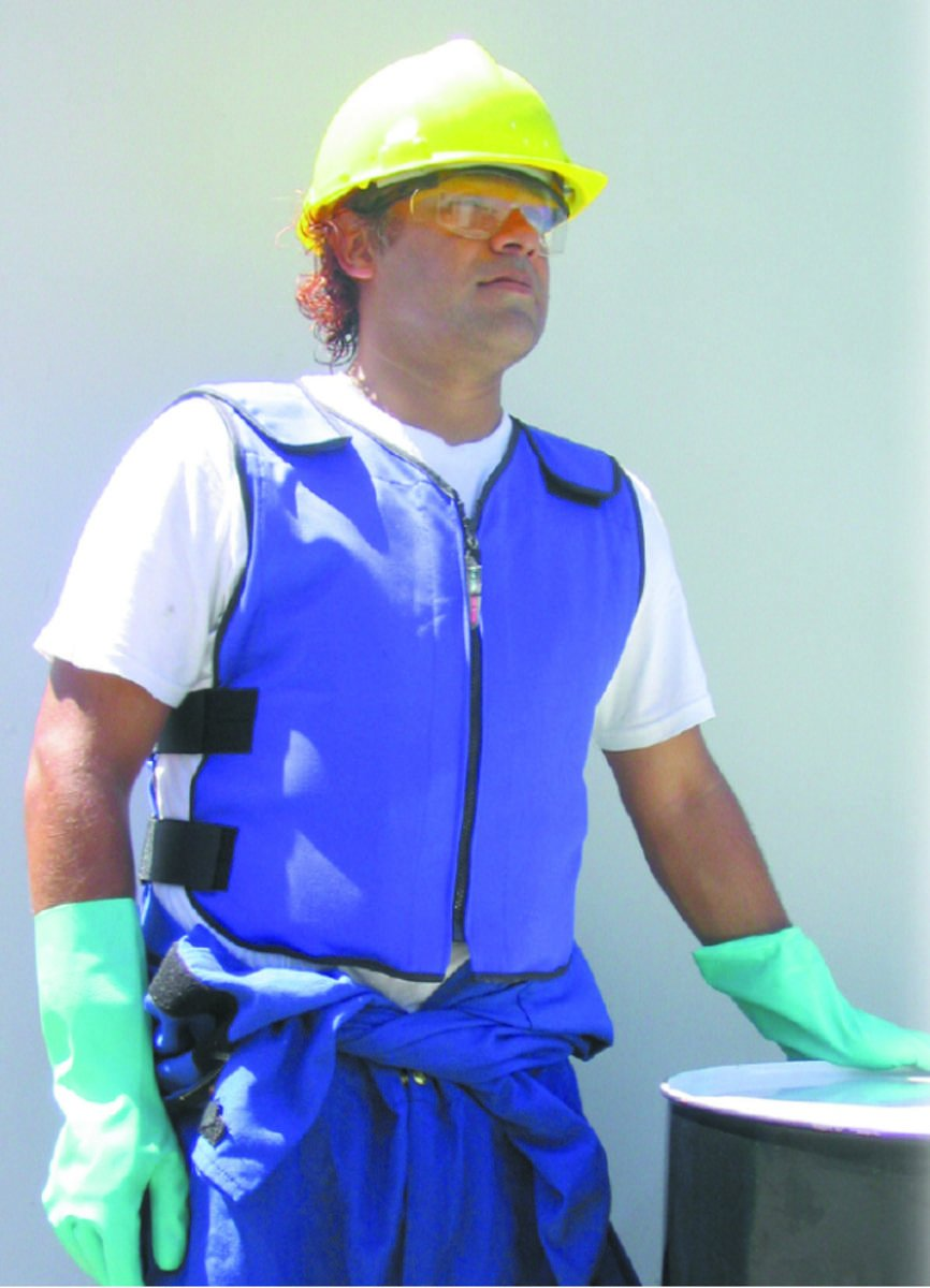 TechKewl 6626-RB-XXL Phase Change Cooling Vest by TechKewl (Image #3)
