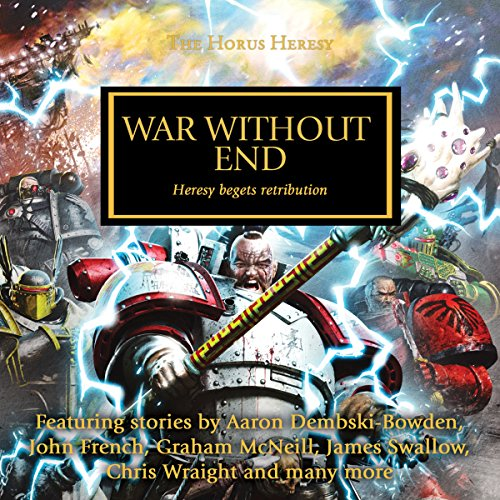 Bargain Audio Book - War Without End