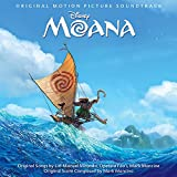 US direct moana soundtrack cd Original Motion Picture Soundtrack