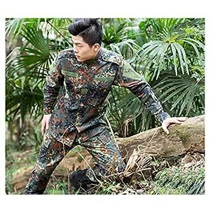 KTYXDE Trajes de camuflaje al aire libre, caza en la jungla ...