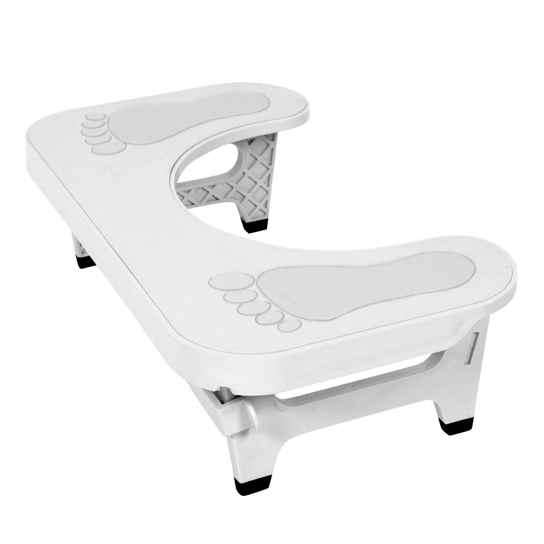 Viatek EZ Go Toilet Stool by Viatek Consumer