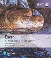 Earth: An Introduction to Physical Geology, Global Edition, 12th Edition Front Cover