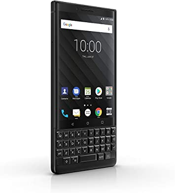 BlackBerry Key2 Dual SIM 64GB 6GB RAM BBF100-6 Black: Amazon.es ...