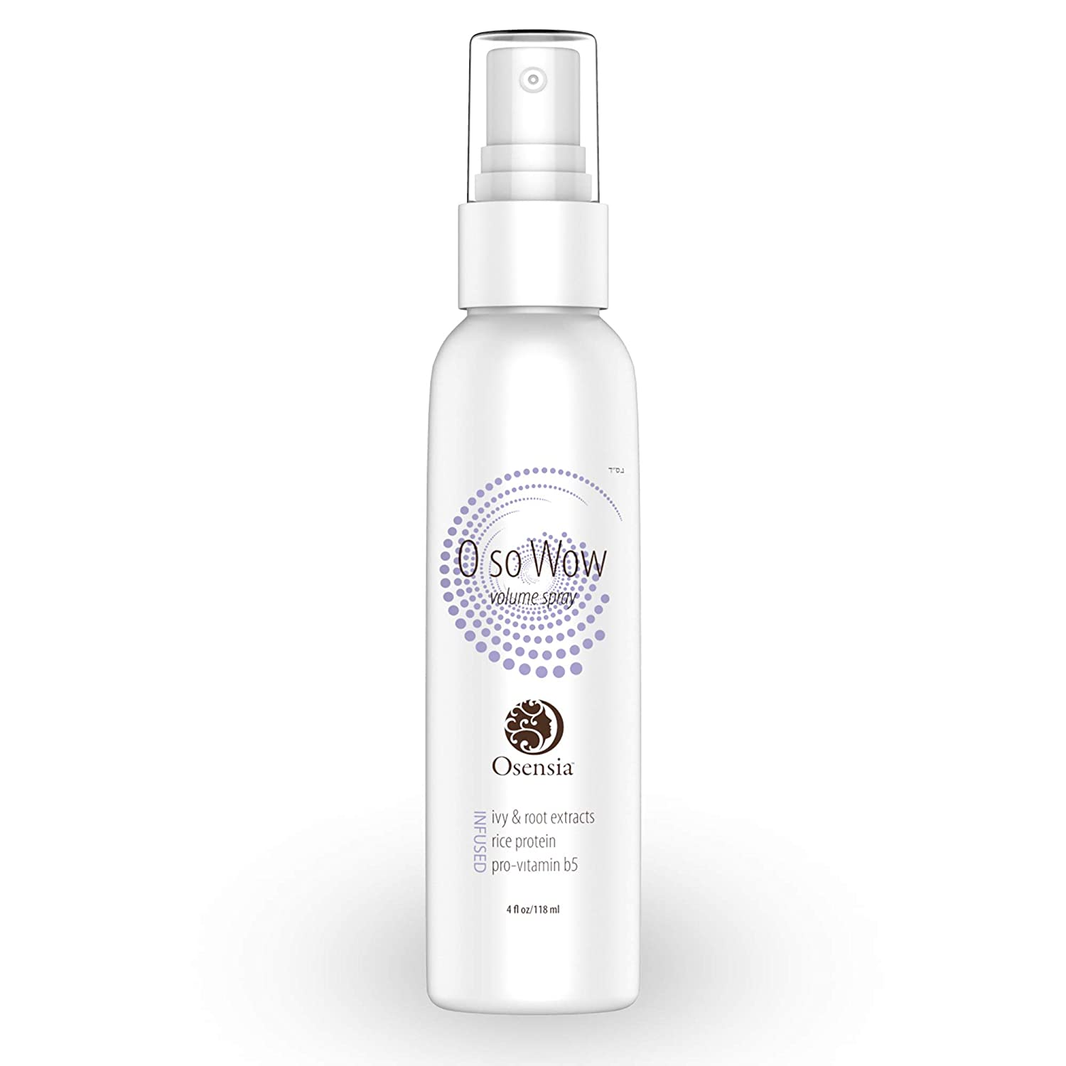 Volumizing Spray - Thickening Texture Spray Gives Full, Voluminous Hair - Strengthen, Combat Oil, and Prevent Hair Loss - Panthenol, Burdock Root, Fenugreek for Hair Growth, Shine, Volume by Osensia