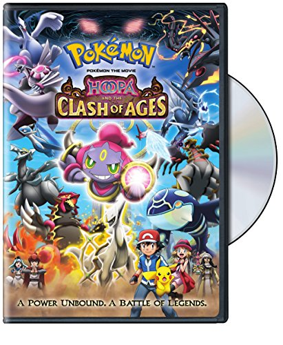 Pokemon the Movie: Hoopa and the Clash of Ages (Movie Pokemon 3)