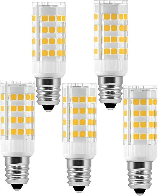 Amazon.com: Horno de microondas aparato foco de luz E12 ...