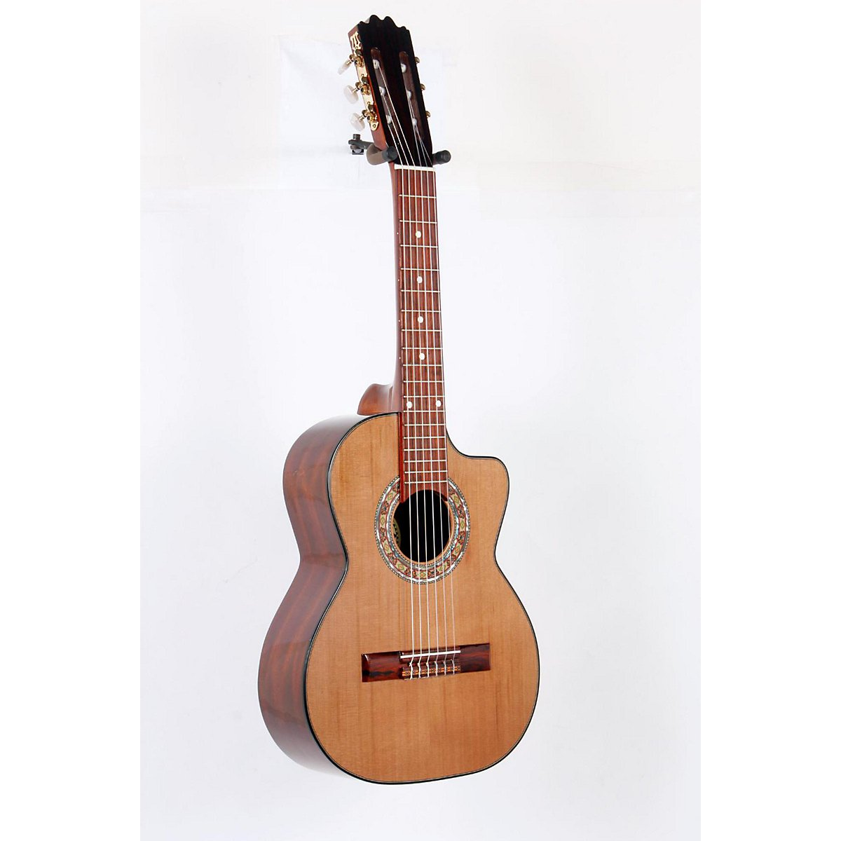 Amazon.com: Paracho Elite Guitars Gonzales 6 String Requinto, Natural: Musical Instruments