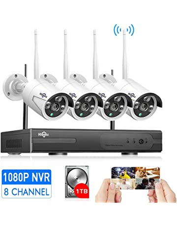 bbb699718f684  Expandable 8CH  Wireless Security Camera System Outdoor