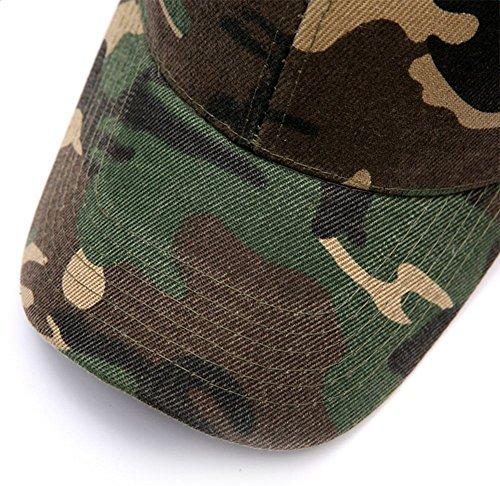 Sombrero 1pc para Gorra Excursionismo Beisbol el sol viaja aire de DaoRier Sombrero sol de Gorro Tarnung que Sombrero al de Gorra libre Graue Clásico zdxxqCv