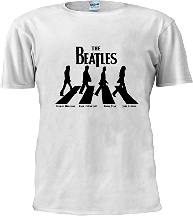 The Beatles John Lennon - Camiseta de manga corta para hombre ...